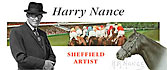 Harry Nance - Sheffield Artist Mini Banner
