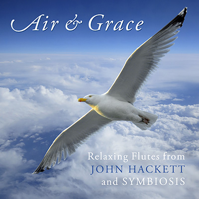 The cover of the Symbiosis album Air & Grace