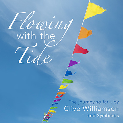 The artwork for Flowing with the Tide by Clive Williamson & Symbiosis
