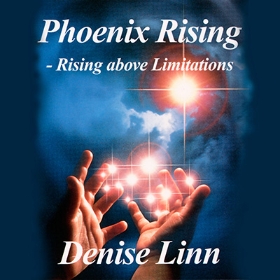 The artwork for Phoenix Rising by Denise Linn