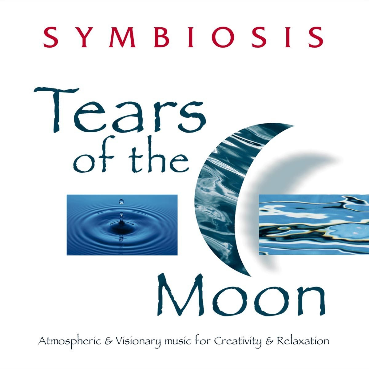 The artwork for Tears of the Moon by Symbiosis