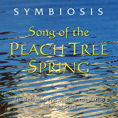 The artwork for Song of the Peach Tree Spring by Symbiosis