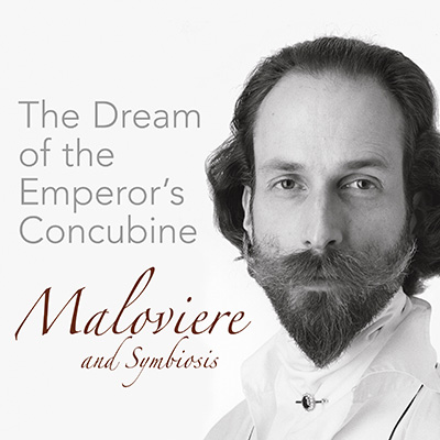 The artwork for The Dream of the Emperor's Concubine by Maloviere & Symbiosis