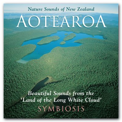AOTEAROA - Nature Sounds of New Zealand CD Cover