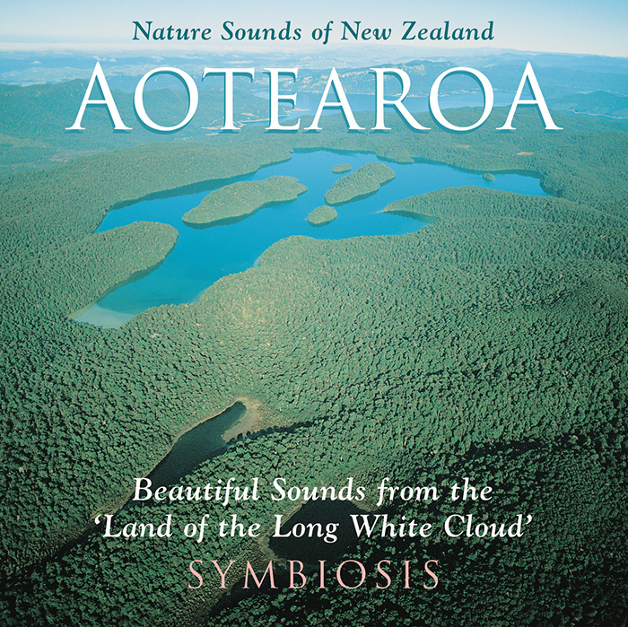 The artwork for Aotearoa - Nature Sounds of New Zealand by Symbiosis