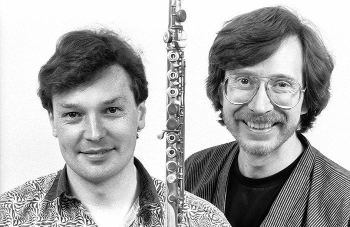 John Hackett & Clive Williamson