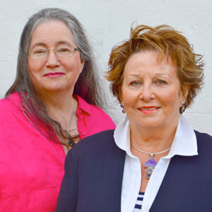 Lorraine Wright & Mary Whyte of Biodynamic Quantum Healing