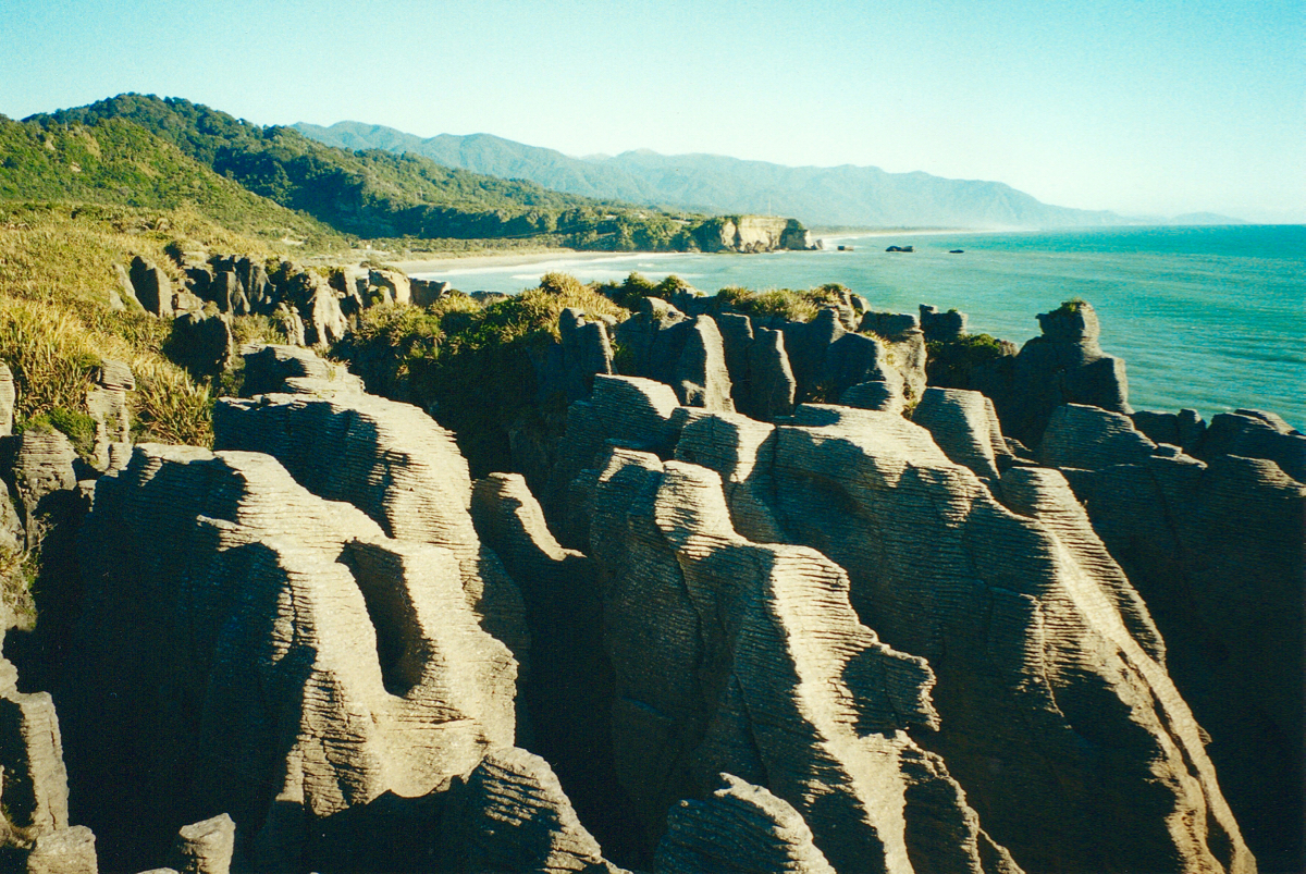 Pancake Rocks, Punakaiki, South Island