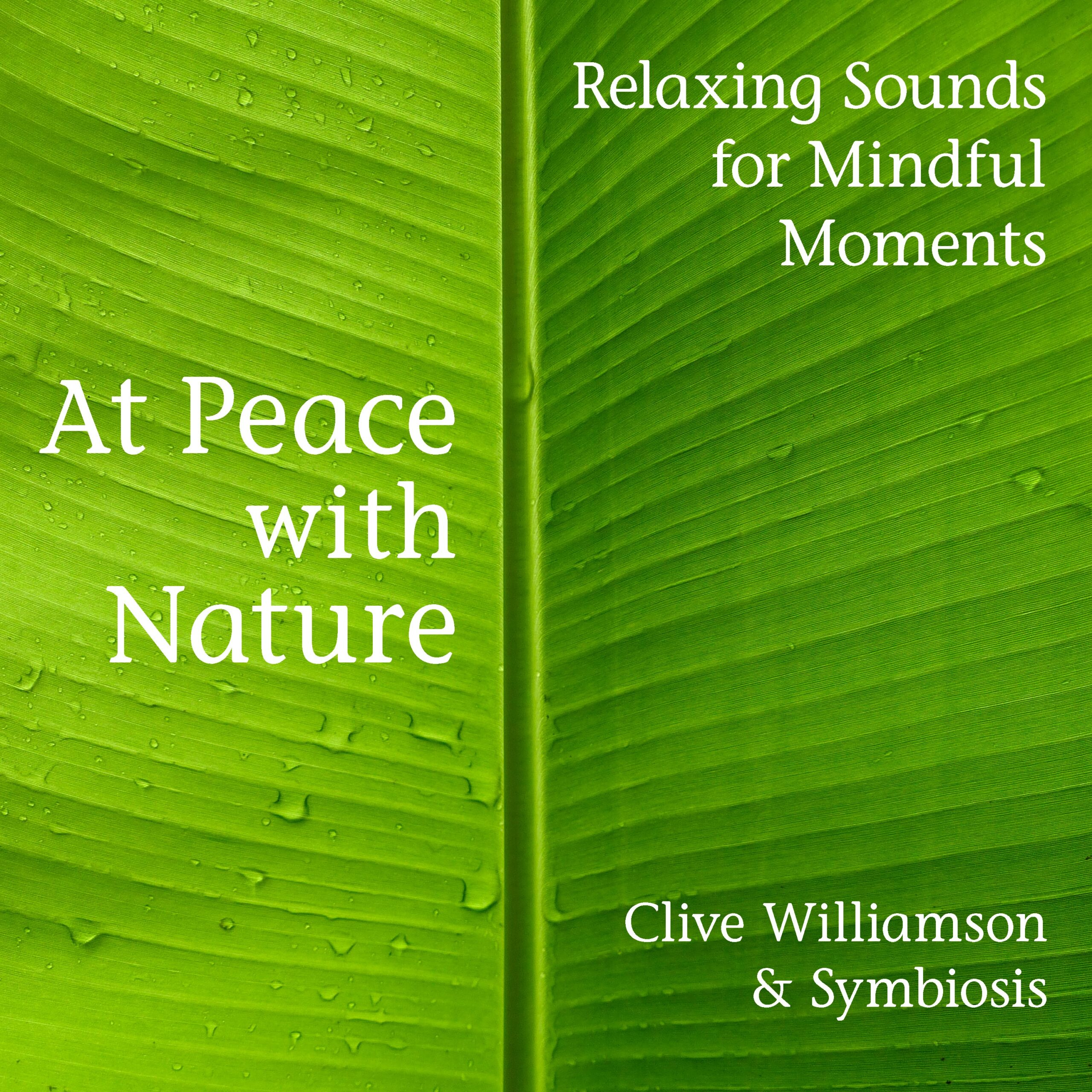At Peace with Nature CD Cover